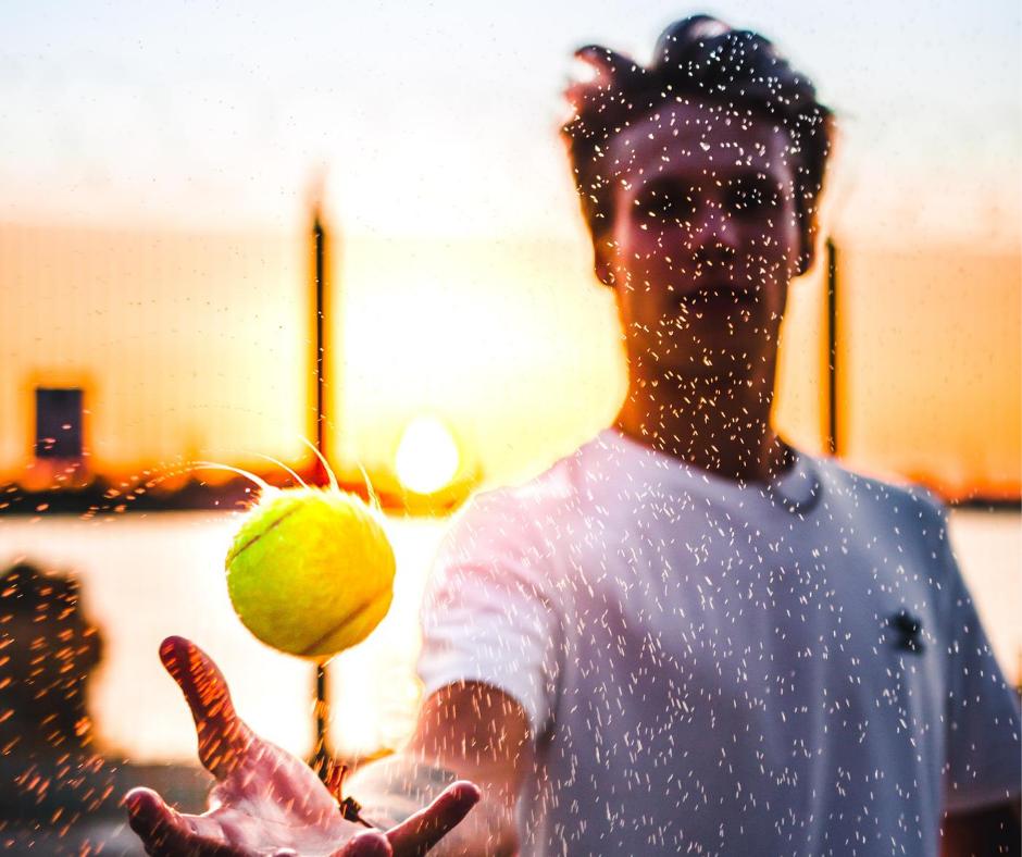 Какви качества развива тениса в децата?